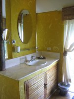 Panglao seaview bathroom